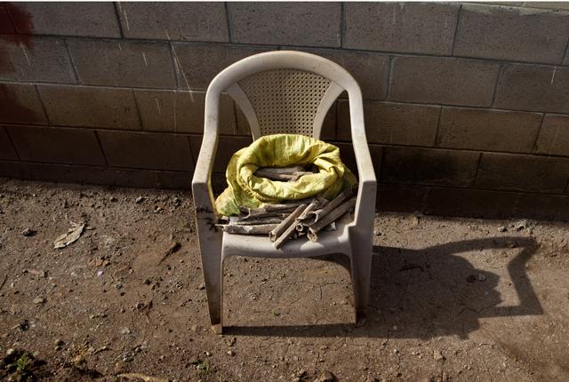 Los huesos de la familia Márquez aparecieron el 12 de noviembre de 2010, luego de que un albañil cavara una zanja en donde se levantaron las bases de una casa de concreto.