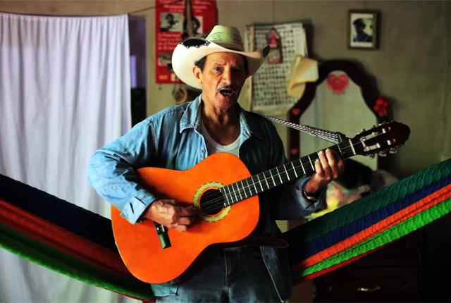 Tras las masacres de El Mozote, Andrés Barrera compuso una canción en honor a las víctimas y fundó el grupo musical Los Torogoces de Morazán.