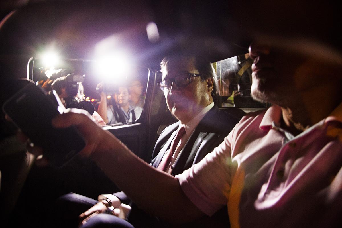 Exfiscal Luis Martínez admite que Presidencia le tuvo a sueldo ...