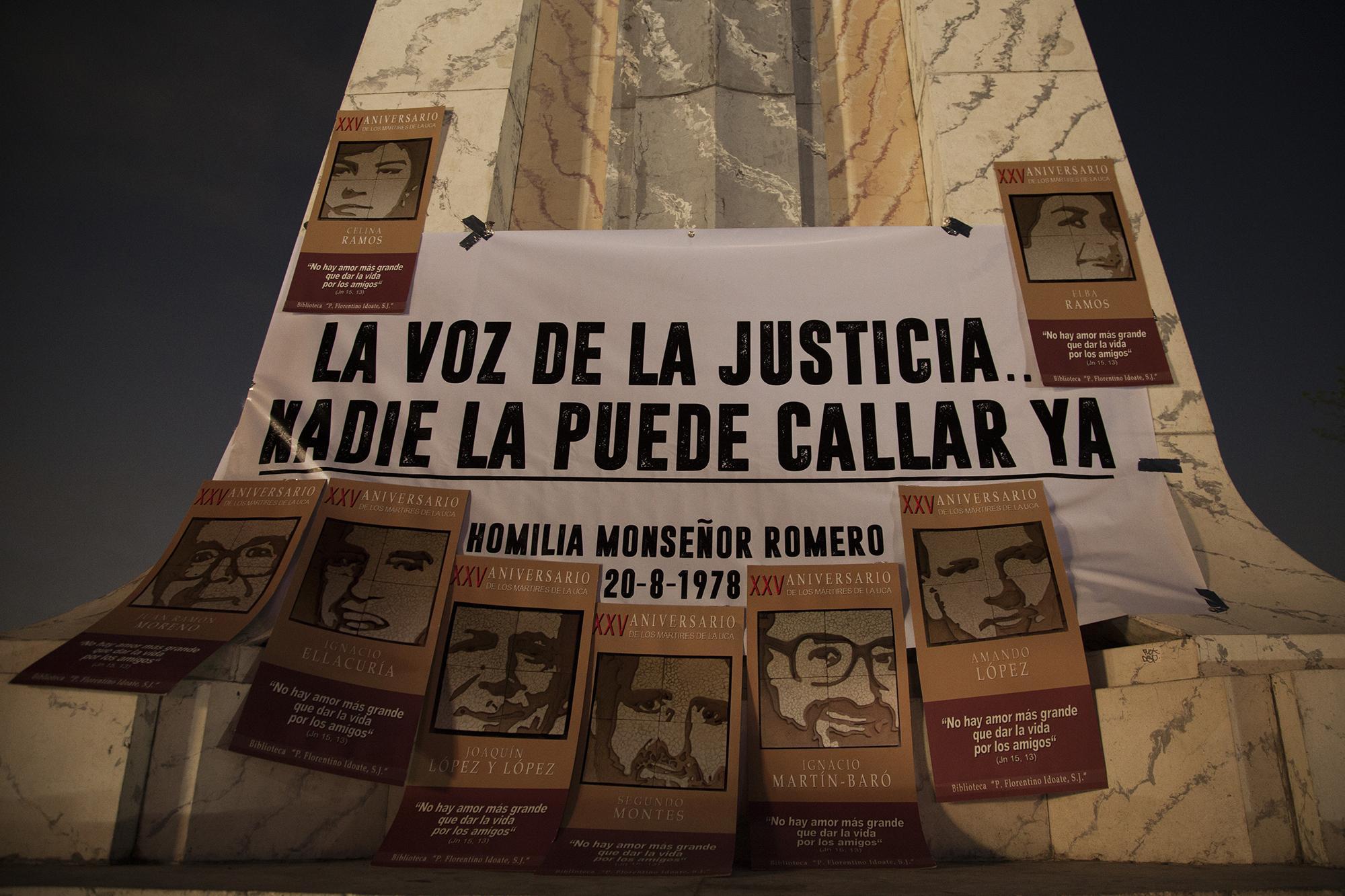 La voz de la justicia