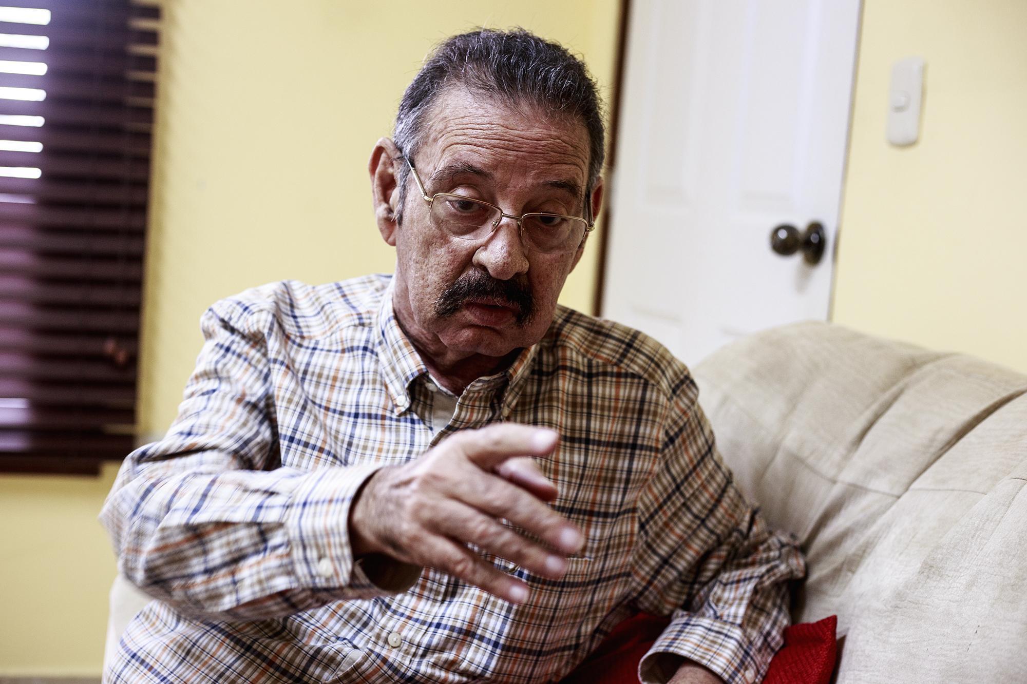 Según Suárez, Nicaragua sufre un golpe de Estado orquestado por Estados Unidos, la extrema derecha intercontinental, la empresa privada (antigua aliada del régimen) y el narcotráfico. Foto: Fred Ramos