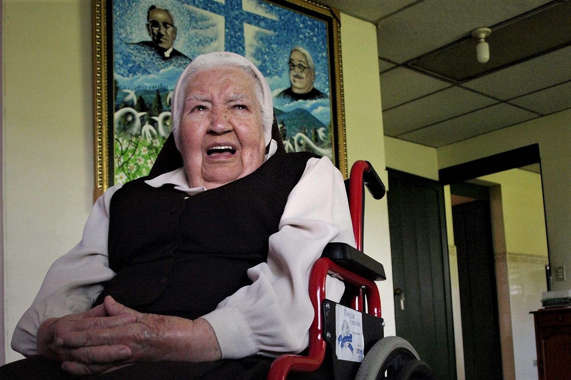Madre Lucita La Ultima Anfitriona De Monsenor Romero Elfaro Net