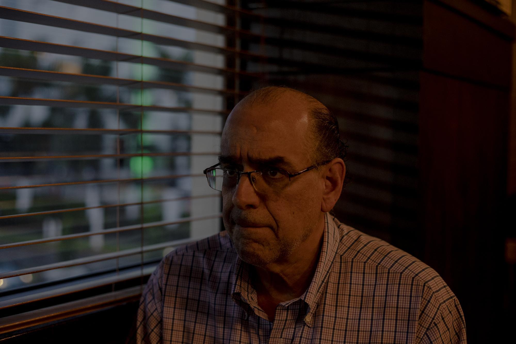 José Antonio Morales Carbonell, exsubsecretario de Gobernabilidad. Foto de El Faro: Fred Ramos.