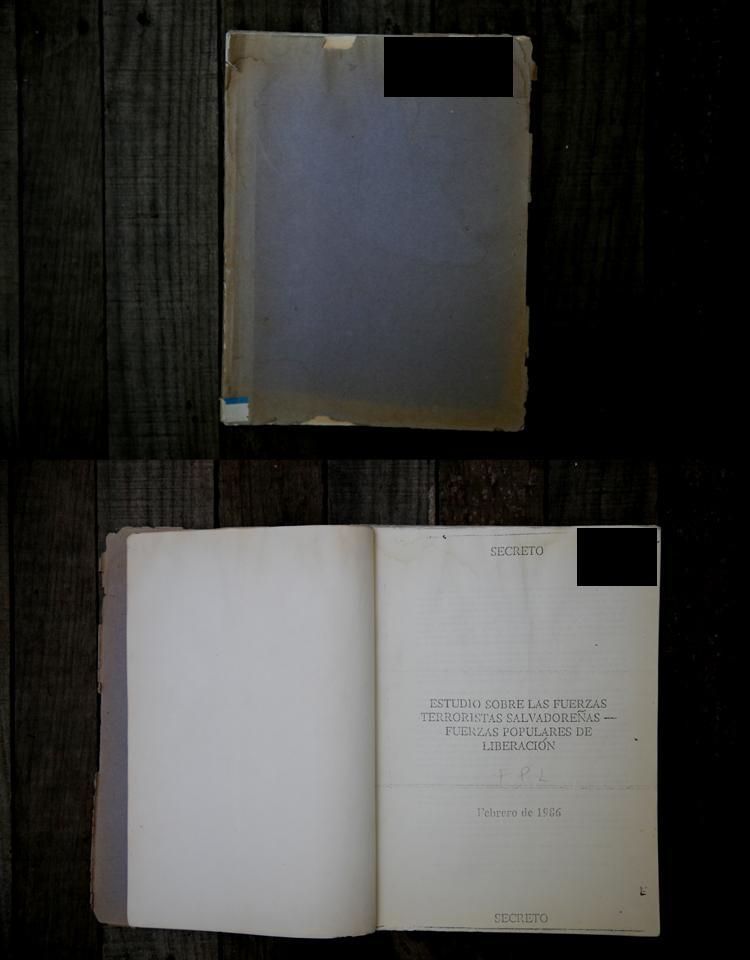 Imagen de uno de los libros con contenido